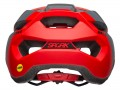 Kask juniorski BELL SPARK JUNIOR downdraft matte crimson black  ..jpg
