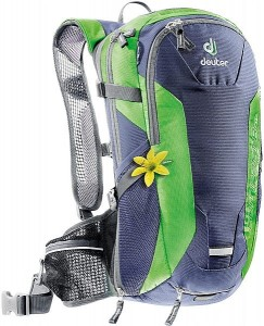 PLECAK DEUTER COMPACT AIR EXP 8SL blueberry/spring