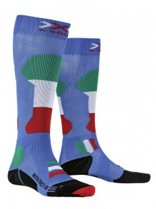 Skarpety X-SOCKS SKI PATRIOT 4.0 ITALY