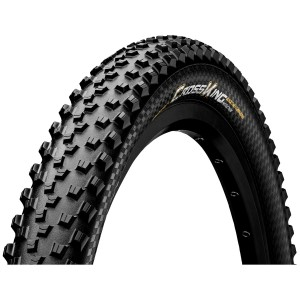 OPONA CONTINENTAL CROSS KING II 29 x 2.2 CZARNA ZWIJANA TR