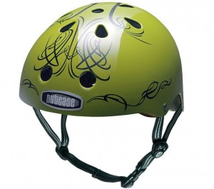 KASK NUTCASE TATTO OLIVE S/M