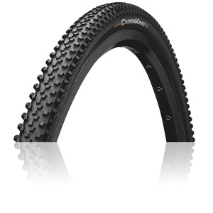 OPONA CONTINENTAL CROSS KING 26 x 2.3 CZARNA DRUT