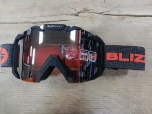 GOGLE BLIZZARD 925 MDAVZfo PHOTOCHROMIC BLAC MATT
