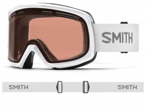 Gogle Smith Range White/RC36 Kat.S2