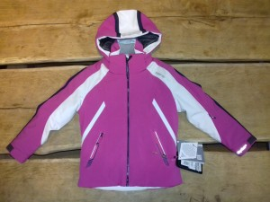 ZESTAW  WEST SCOUT SKI PADDED GIRL roz: 12