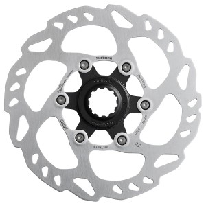 TARCZA HAMULCA SHIMANO SM-RT70 ICE-TECH 160MM CENTER LOCK